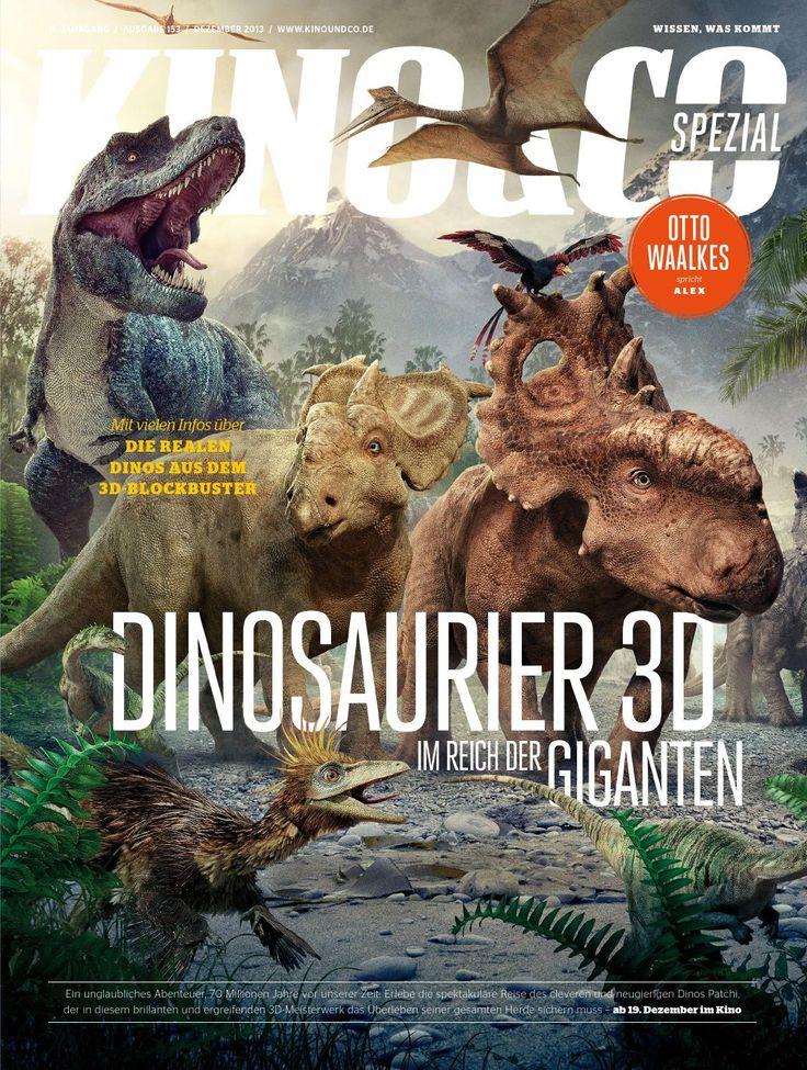 Special – Dezember 2013  Dinosaurier 3D – Im Reich der Giganten