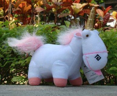 Ich Einfach Unverbesserlich Minion Einhorn Plüsch Figur: Amazon.de: Spielzeug