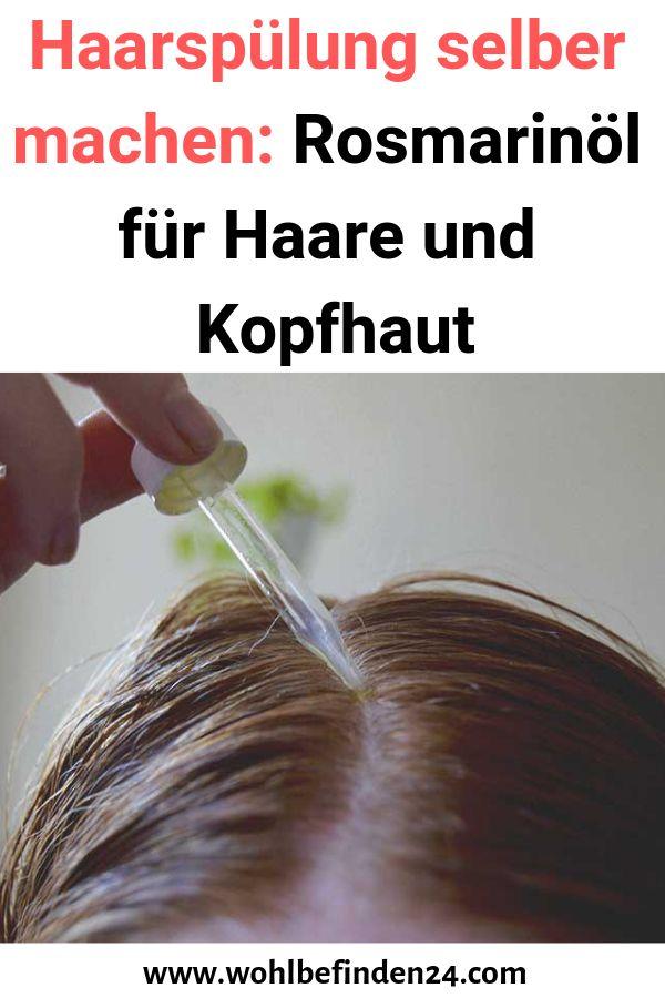 Rosmarinöl Für Haare