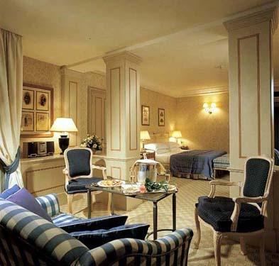 PORTFOLIO STUDIO SIMONETTI: room@Excelsior Palace Hotel, architectural project of interiors, Rapallo #hotelroom #hotelprocjet