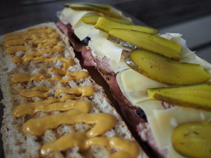 Cubanos uit de film Chef: cubaans broodje met mojo gemarineerd procureur