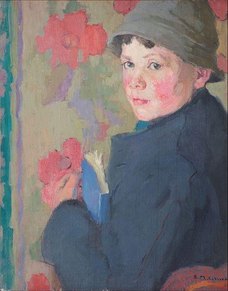 Edith Collier images | File:Edith Collier - Little schoolboy of Bonmahon - Google Art Project ...