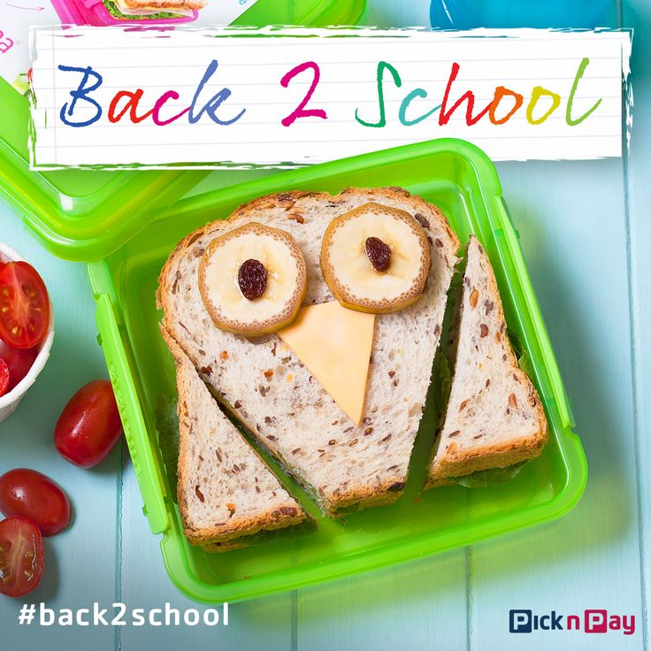 Twit-twoo! Twit-twoo! This adorable owl takes two minutes to make. #back2school #picknpay #freshlivng