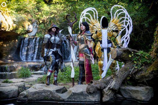Cosplay Diablo III by Chiara-LittleOwlie