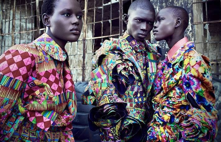 Who's afraid of prints? |  Street Culture by @id_magazine : And The Name of the Gang that Dominates it 'African Fashion'