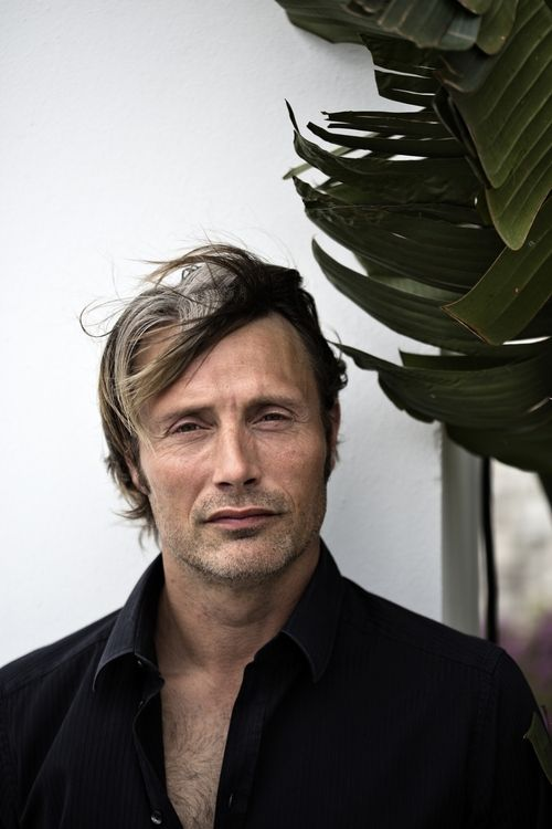 Mads Mikkelsen. Weirdly hot but damn if he isn't one hell of an actor.