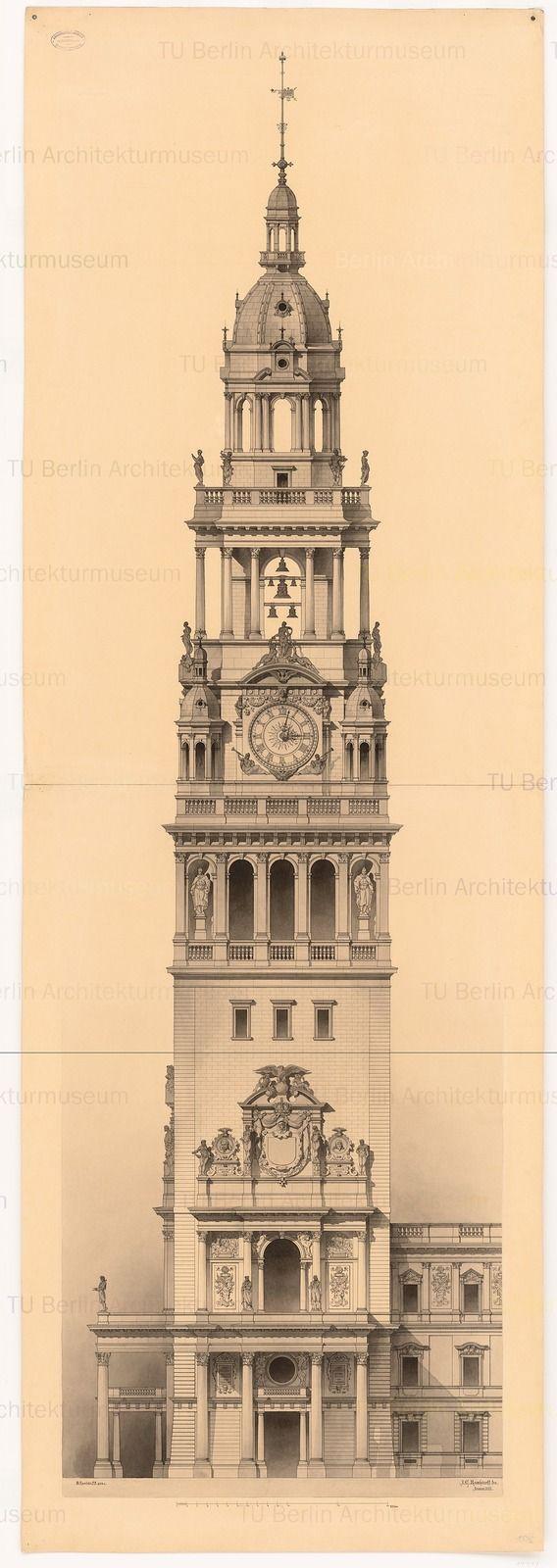 Ber ideen zu architektur zeichnungen auf pinterest - Architektur zeichnen ...