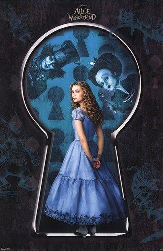 Alice in Wonderland, c.2010 - Alice Poster