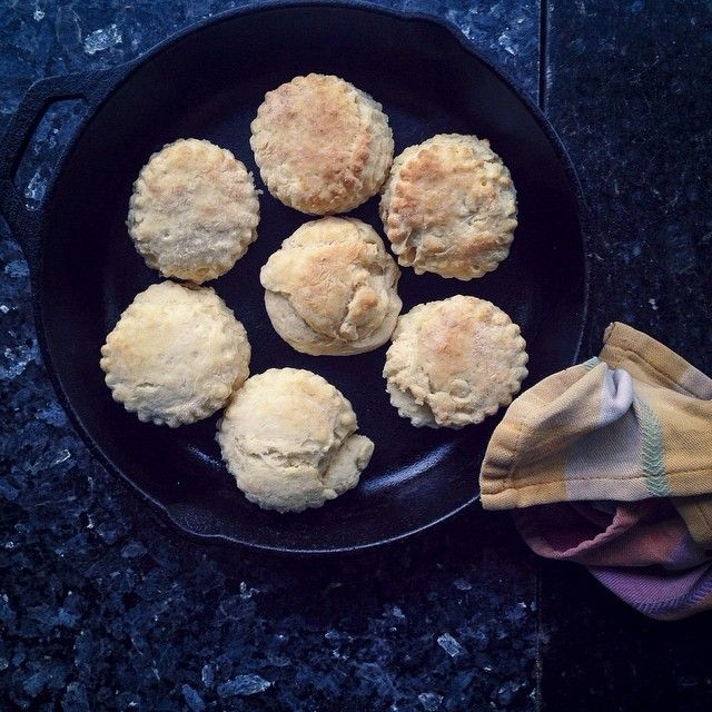 ... Biscuits on Pinterest | Lodge cast iron skillet, Biscuit pizza and