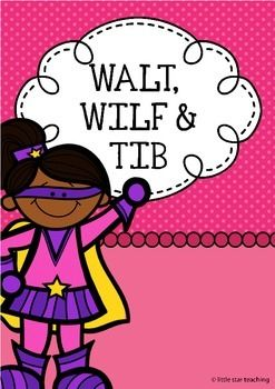 WALT, WILF and TIB Posters:These superhero themed WALT, WILF and TIB Posters are ready to be printed, laminated and used in your classroom to help clearly display your learning intentions, goals and motivation for students. I hope you enjoy these posters!Keywords: WALT, WILF, TIB, Classroom decor, Visible Learning, John Hattie