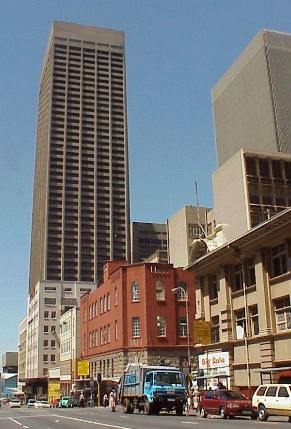 Carlton Hotel, Johannesburg