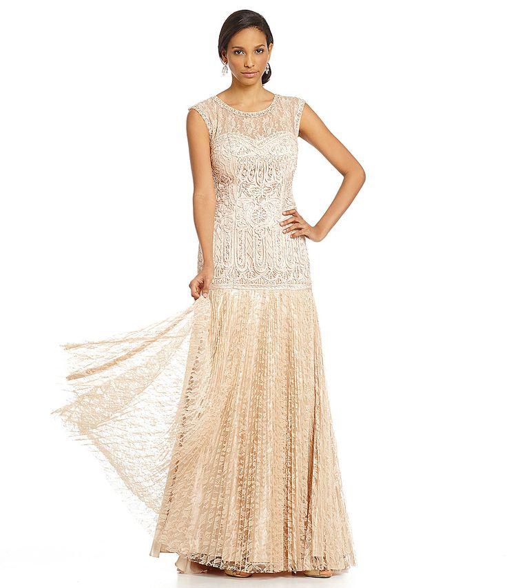 Formal maxi dress for beach wedding