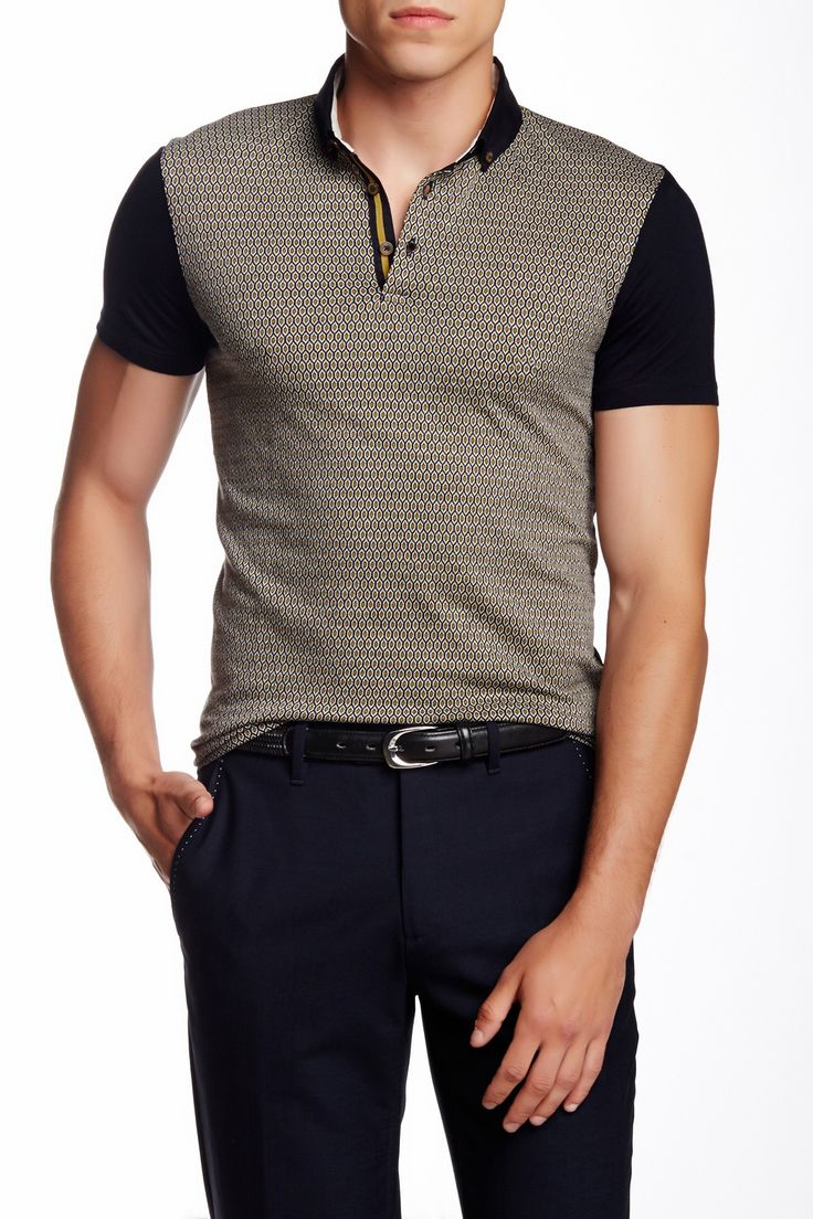 Magshow Jacquard Polo by Ted Baker London on @nordstrom_rack