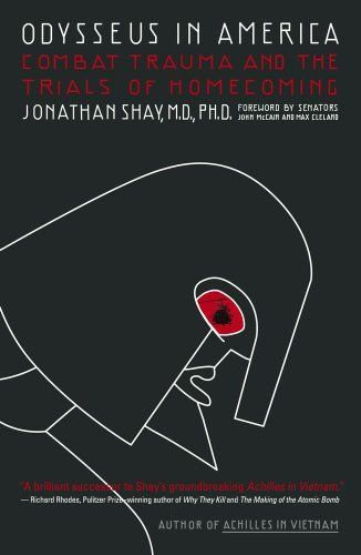 Odysseus in America by Jonathan Shay. $11.54