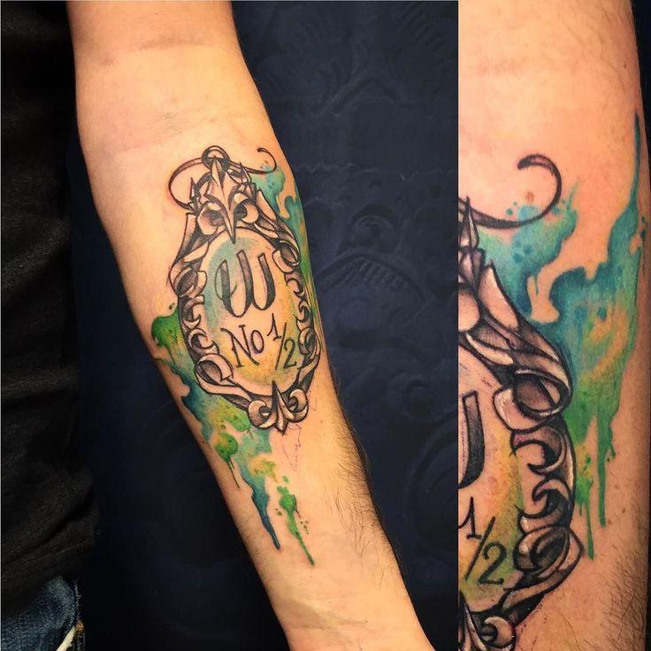 || N 1/2 || danke Benjamin uuuuund... #tattoo #ink #siblingtattoo #brothertattoo #sistertattoo #watercolortattoo #sketchtattoo #colortattoo #aquarelltattoo #ulm #nürnberg #fürth #günzburg #augsburg by philgossner