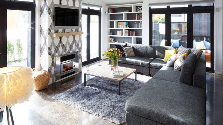Dream Zone - Mitre 10 - Team Black - Week 3 Living Room