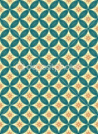 Seamless traditional islamic pattern