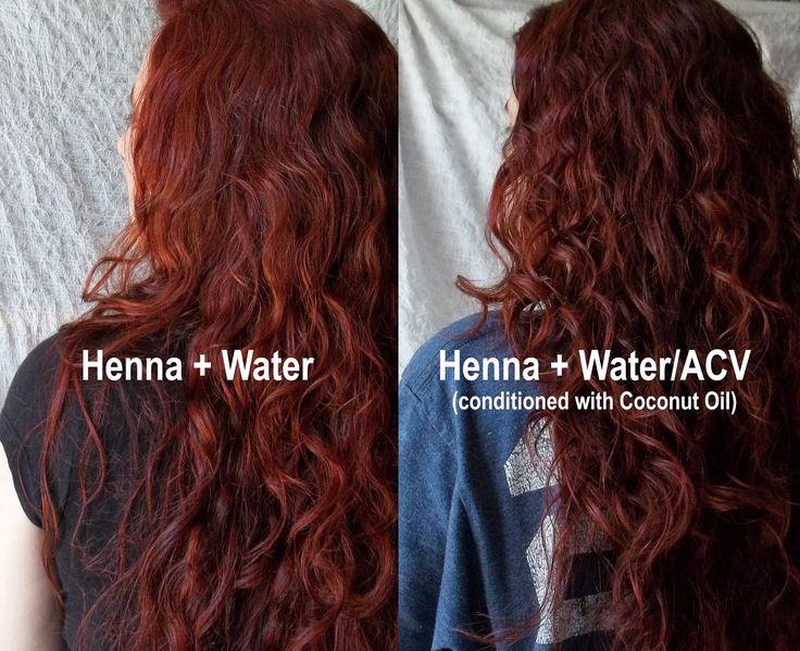 henna hair color ideas