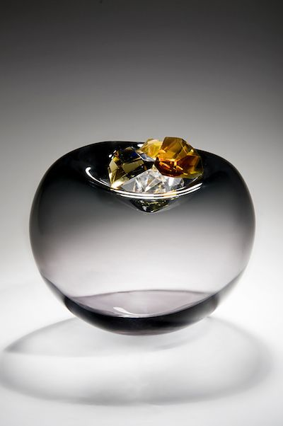 Hanne Enemark - Glass Designer and Maker - Portfolio