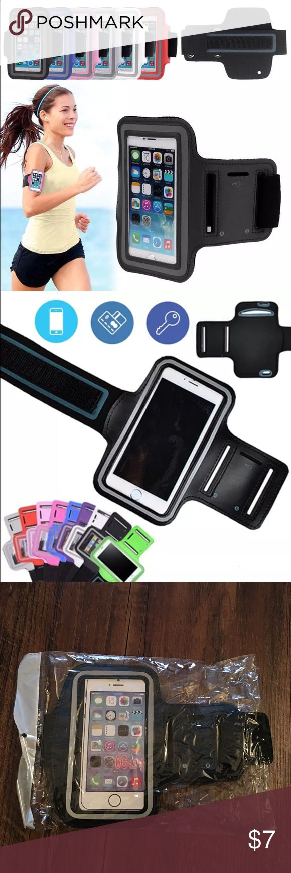 iPhone 6/6s case Brand new Sports running jogging gym armband case Accessories Phone Cases