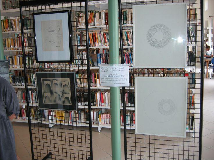 2013 Mostra Biblioteca Vergiate