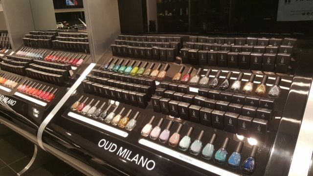 Love makeup? Then check out OUD Milano