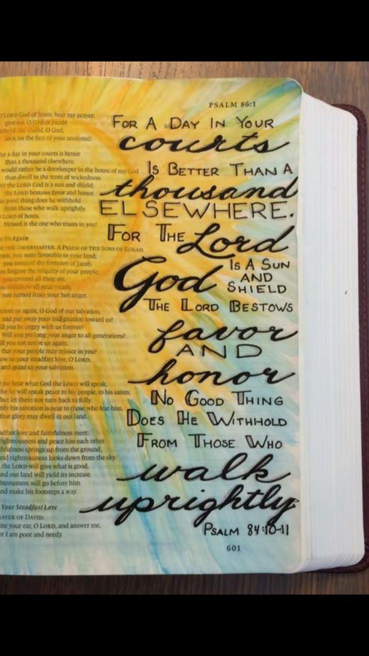 Bible Art Journaling, Illustrated Faith