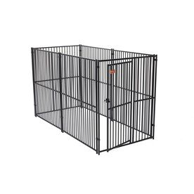 Lucky Dog 10-Ft X 5-Ft X 6-Ft Outdoor Dog Kennel Panels Cl 65151