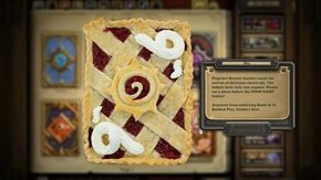 Nerdy Nummies brings Hearthstone pie to life | Blizzard Watch