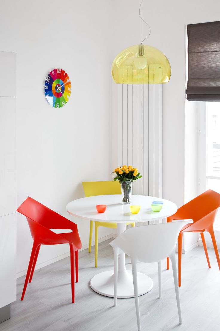 dining place  designed  by Kristina Proksova