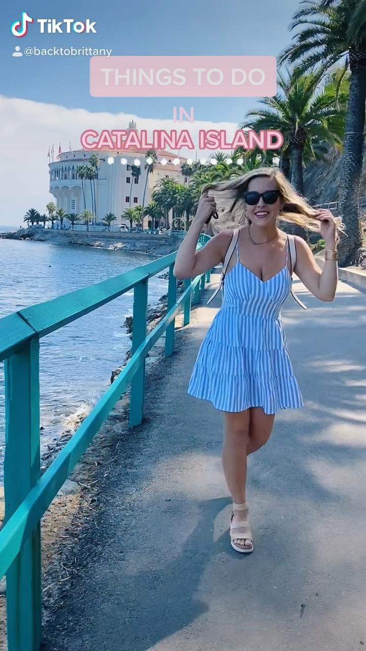 Tik Tok Best Things To Do On Catalina Island Video Catalina Island Catalina Adventure Travel