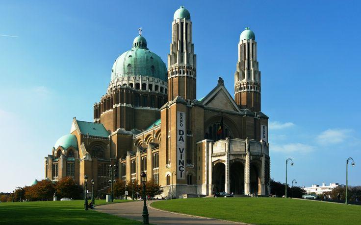 Базилика Сакре-Кер, Брюссель, Бельгия