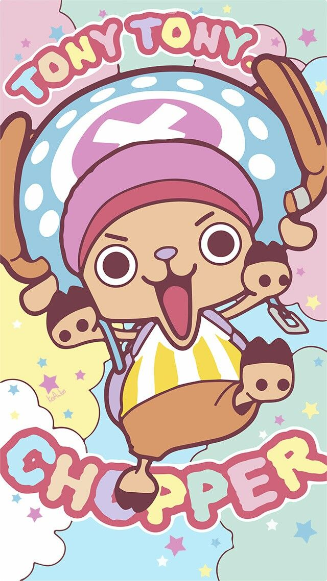 Tony Tony Chopper One piece                                                                                                                                                                                 Más