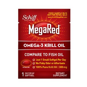 PINCHme Free Sample - MegaRed Omega-3 Krill Oil MegaRed Omega-3 Krill Oil provides an optimal combination of omega-3 fatty acids, phospholipids and the powerful antioxidant astaxanthin to support your heart health.*