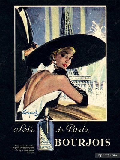 Bourjois (Perfumes), 1951