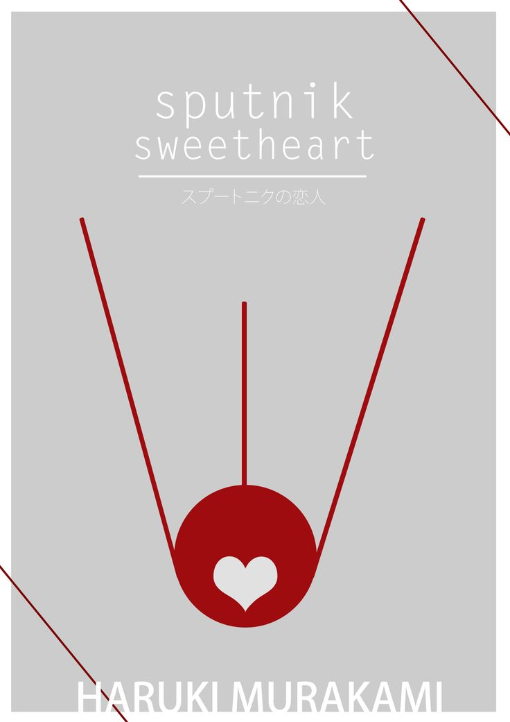 sputnik sweetheart Sputnik sweetheart by murakami, haruki and a great selection of similar used, new and collectible books available now at abebookscom.