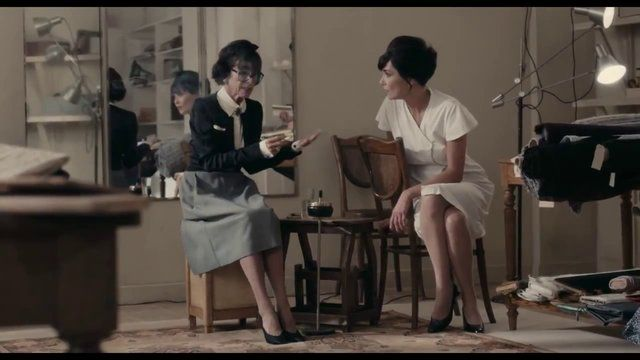 Karl Lagerfeld's Coco Chanel Film, 'The Return' in THE BEST FASHION CLIPS on Vimeo