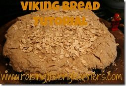 Bake some easy -- and delicious -- Viking Bread to close out your study of Scandinavian history.