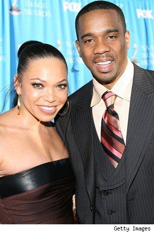 Tisha Campbell  Duane Martin married since 1996