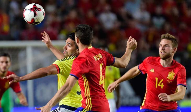Morata saves Spain in four-goal Colombia thriller  http://abdulkuku.blogspot.co.uk/2017/06/morata-saves-spain-in-four-goal.html