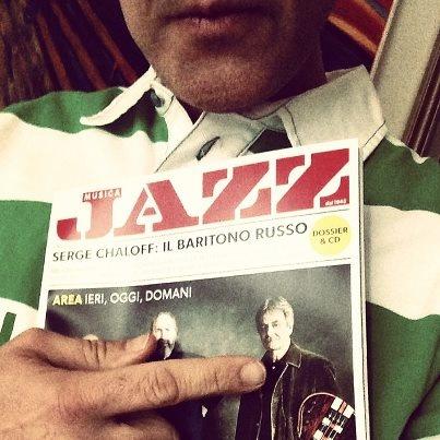 Nuovo numero di 'Musica Jazz' con Ares Tavolazzi ospite di Made in Fe 13 febbraio, Ferrara alla Sala Estense ore 21:15
