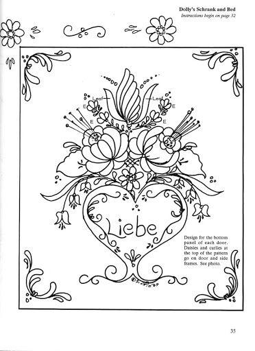 Babarian folk art Book 4 - sonia silva - Álbumes web de Picasa