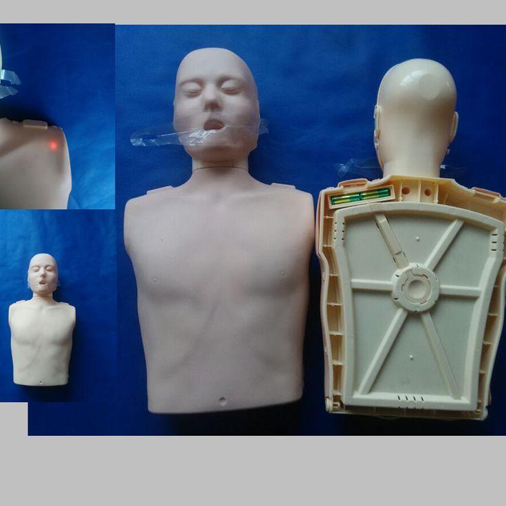 BIX/CPR100A Half-Body Electronic Cardiopulmonary Resuscitation Simulator WBW101