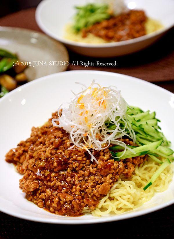 ジャージャー麺 by JUNA(神田智美) | レシピサイト「Nadia | ナディア」プロの料理を無料で検索