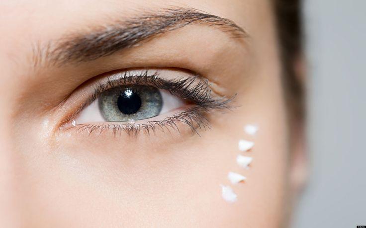 Göz Altı Kırışıklıkları İçin Doğal Çözümler üzerine doğal kırışıklık tedavisi, göz kırışıklıkları, kaz ayağı konulu bilgilendirme yazısı.