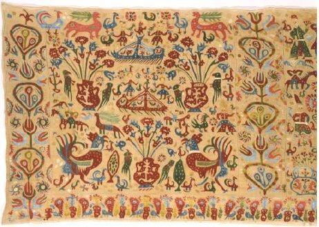 Epirus embroidery