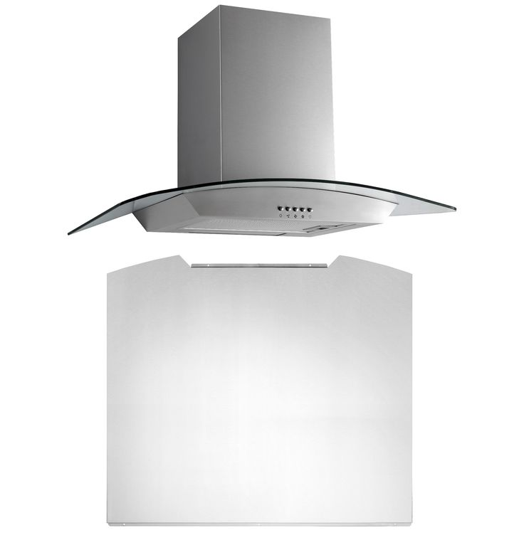 CGL900SS Splashback and hood combo