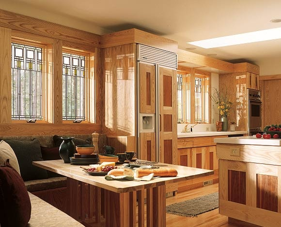 17 best images about andersen windows and doors on for Frank lloyd wright kitchen ideas