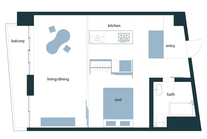 Akasaka Apartment