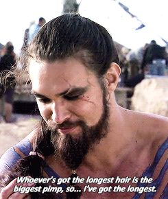 Jason Momoa (Khal Drogo)